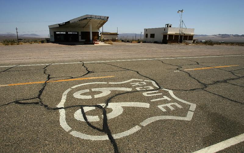 Иллюстрация на тему Дьявольская трасса №666 - проклятые места на Земле