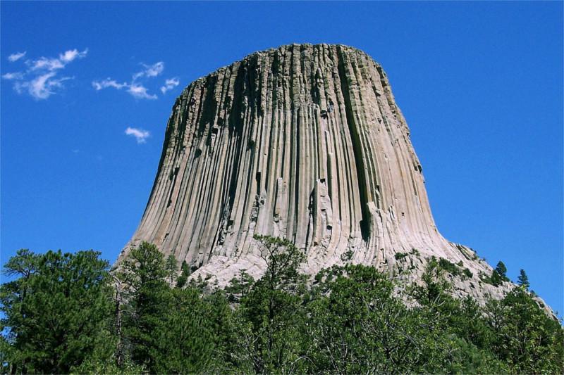 Башня Дьявола - фото
