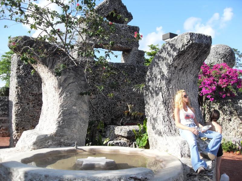 Коралловый замок - медитация