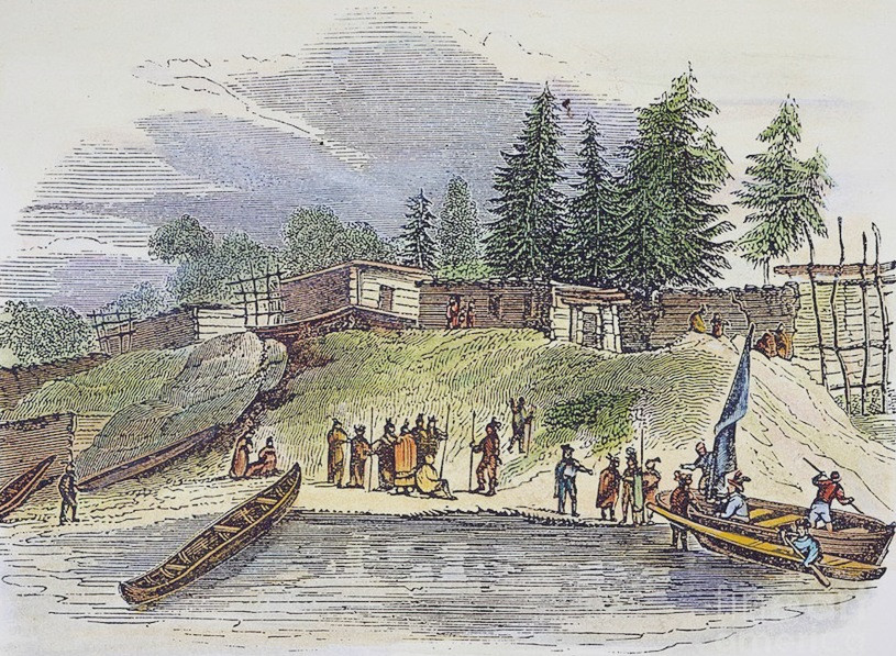 Остров Роанок