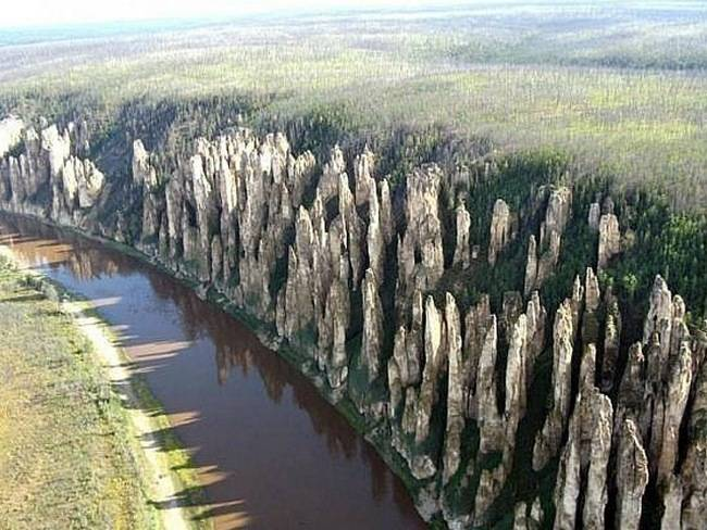 Иллюстрация на тему Каменный лес в Национальном парке Шилинь в Китае