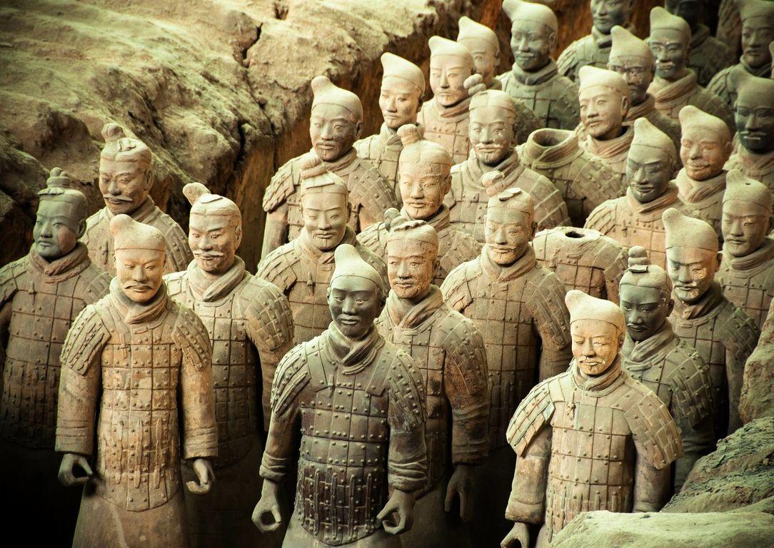 Терракотовая армия в Сиане – как добраться, легенды и история