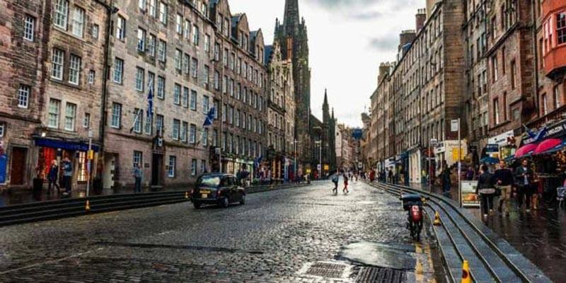 Иллюстрация на тему Эдинбург, столица Шотландии: история и главные достопримечательности